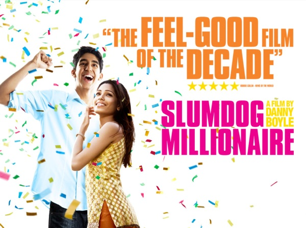 No, NOT the feel-good film of the decade. Not in my opinion.