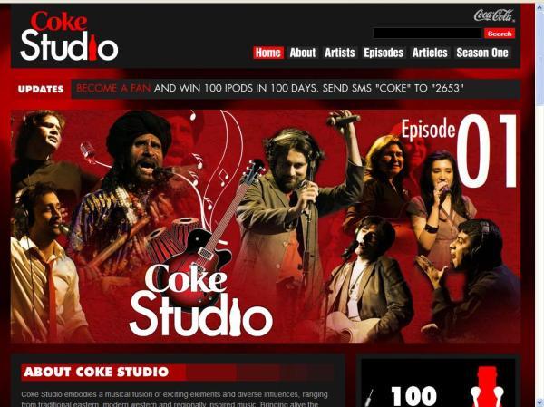 Coke Studio!
