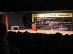 1 - Jan-Karachi-Mustafa Kamal addresses UYOK Drama Festival-NSA