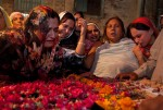 5 - May-Lahore bomb blast, women weep - Getty Images