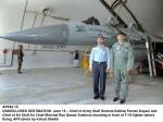 6 - June-Ashfaq Parvez Kyani with COAS Air Mashal Rao Qamar Sulman-APP-Irshad Sheikh