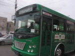 7 - July-CNG buses introduced by CDGK in Karachi