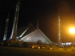 9 - Sep-Faisal Mosque in Islamabad